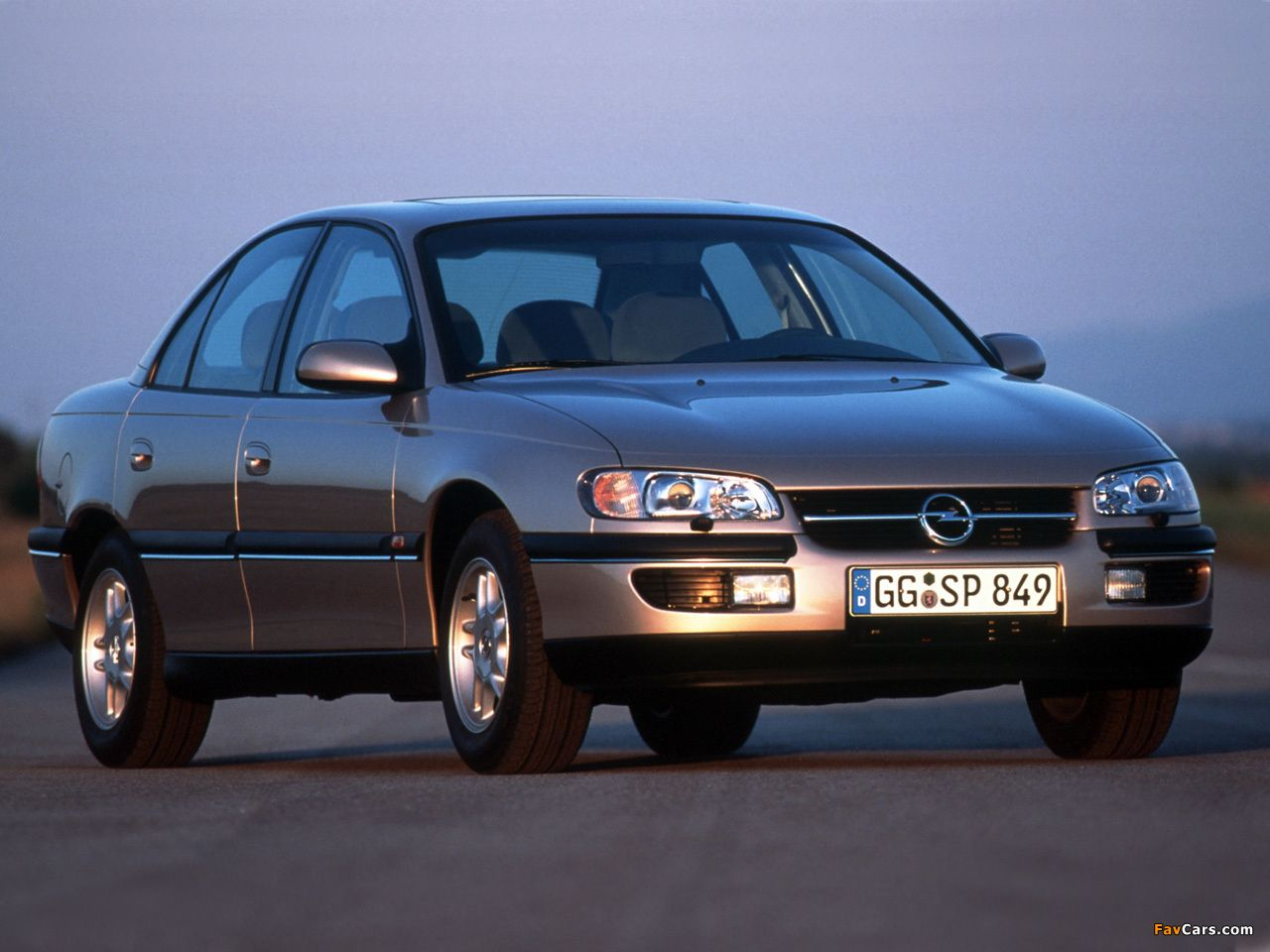 Wallpapers Of Opel Omega B 1994 99 Opel Wallpaper Super Cars