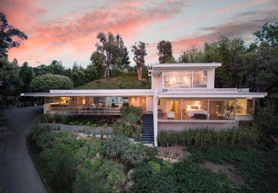 Hammerman House by Richard Neutra Architecture, Modern