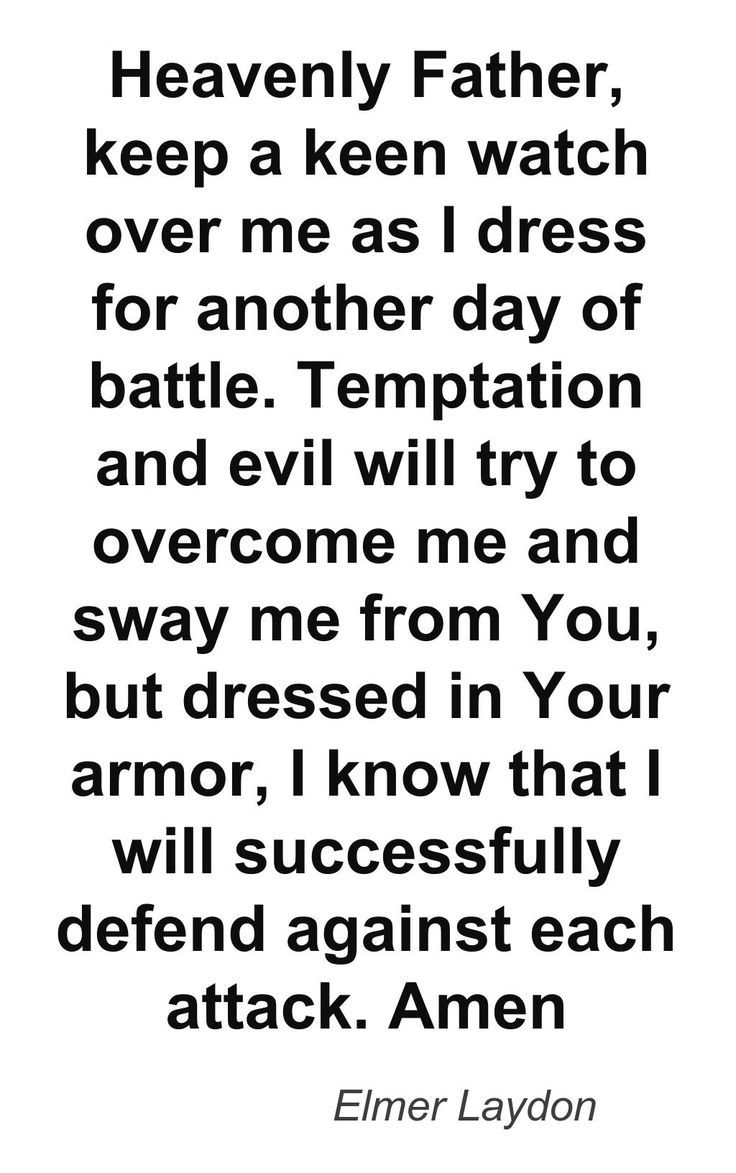 Ephesians 6:10-13 Finally, be strong in the Lord and in