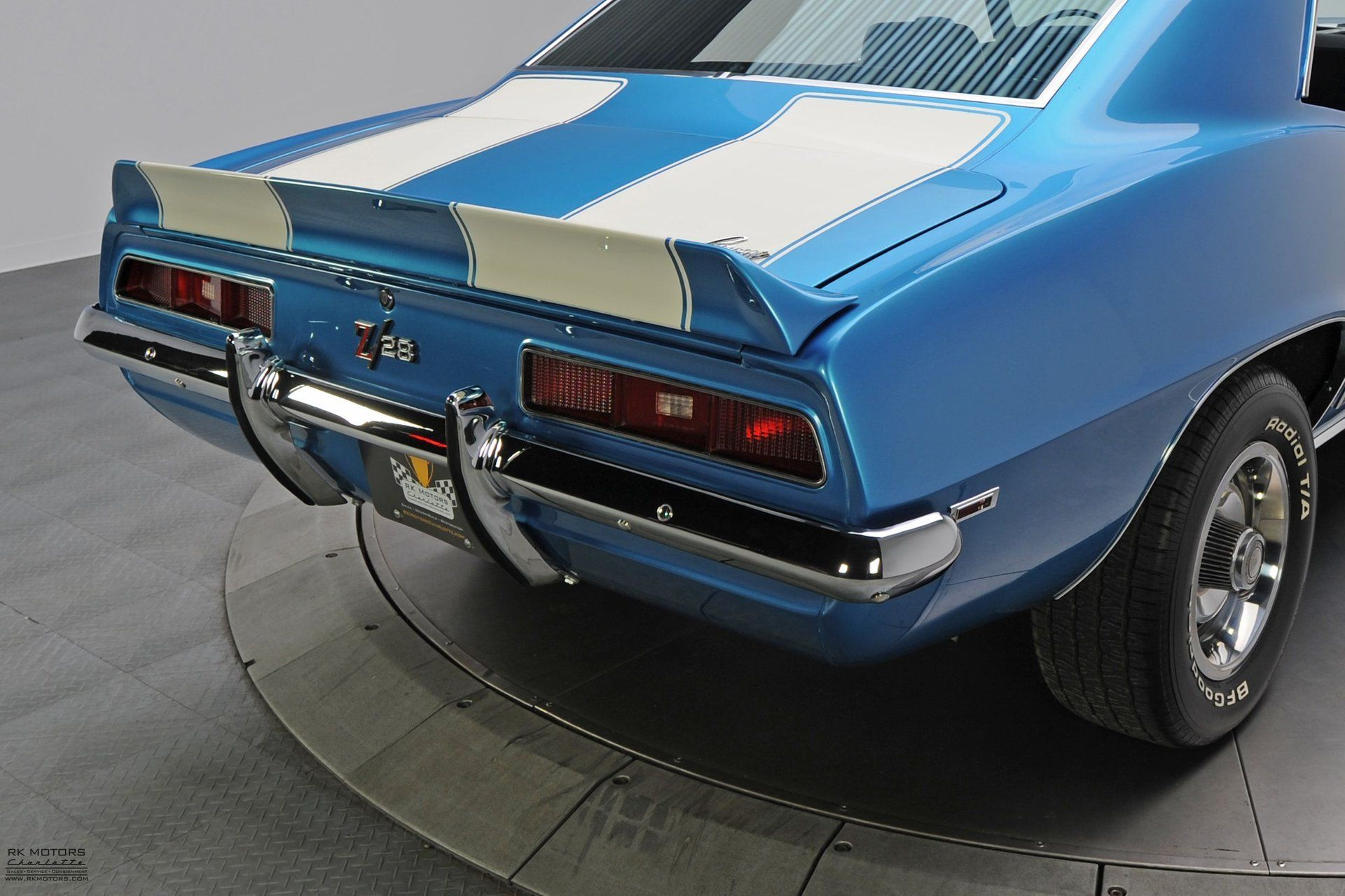 133281 1969 chevrolet camaro rk motors classic cars and