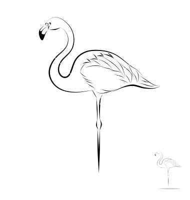 Free vector stylized flamingo vector 1679724 by mariusm on free vector stylized flamingo vector 1679724 by mariusm on vectorstock pronofoot35fo Images