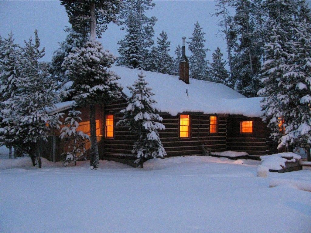 West Yellowstone Cabin Rental: Charming Log Cabin Getaway In West  Yellowstone   Spring Discounts