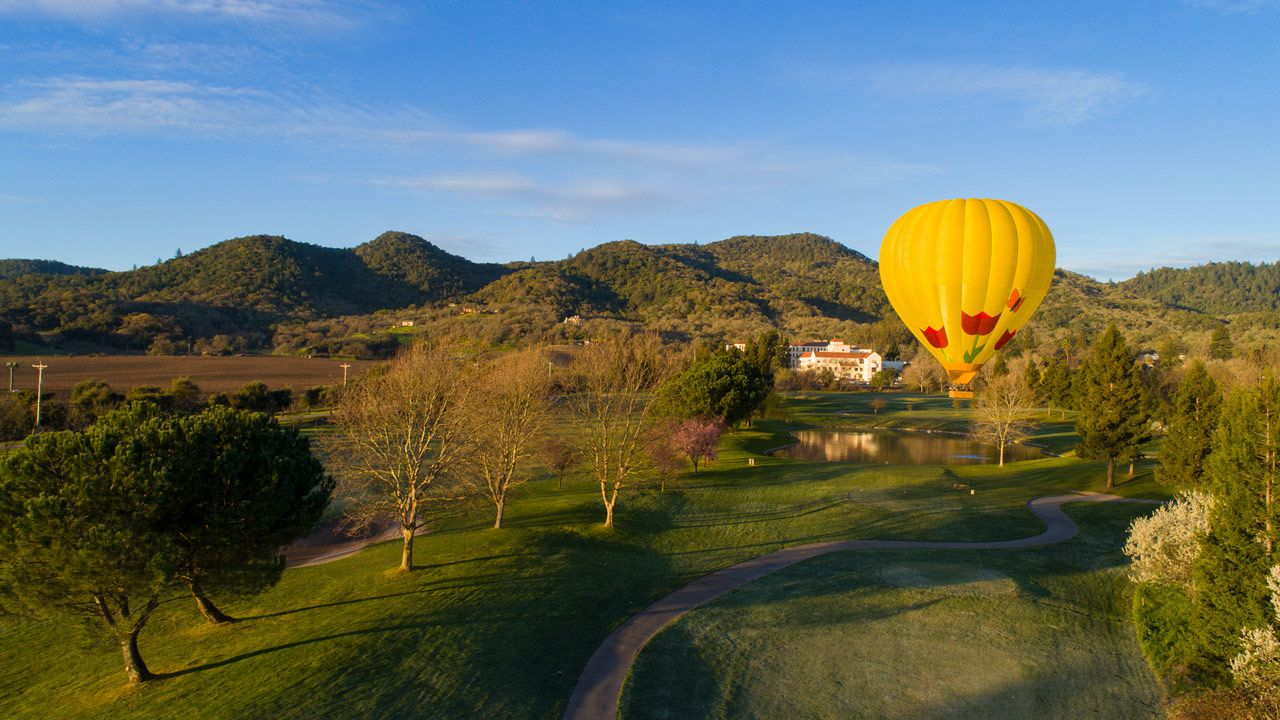 Fly with Napa Valley Balloons (With images) Hot air