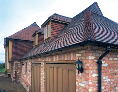 Upvc Guttering In The Style Of Cast Iron Gutters Outdoor Decor Downspout