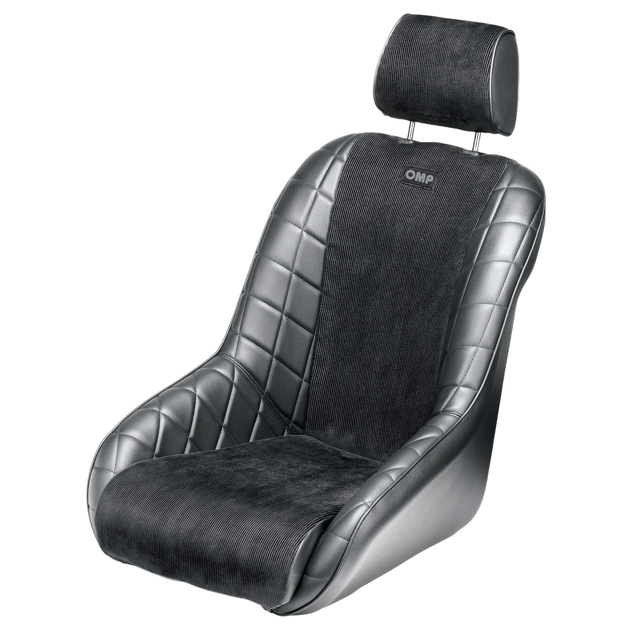OMP Brands Hatch Seat Sim Racing Bucket seats, Racing