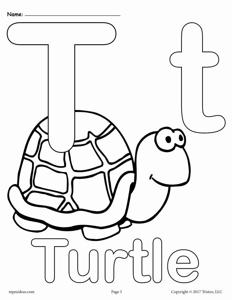 Letter T Coloring Page Unique Letter T Alphabet Coloring Pages 3 Free Printable In 2020 Alphabet Coloring Pages Alphabet Coloring Coloring Letters
