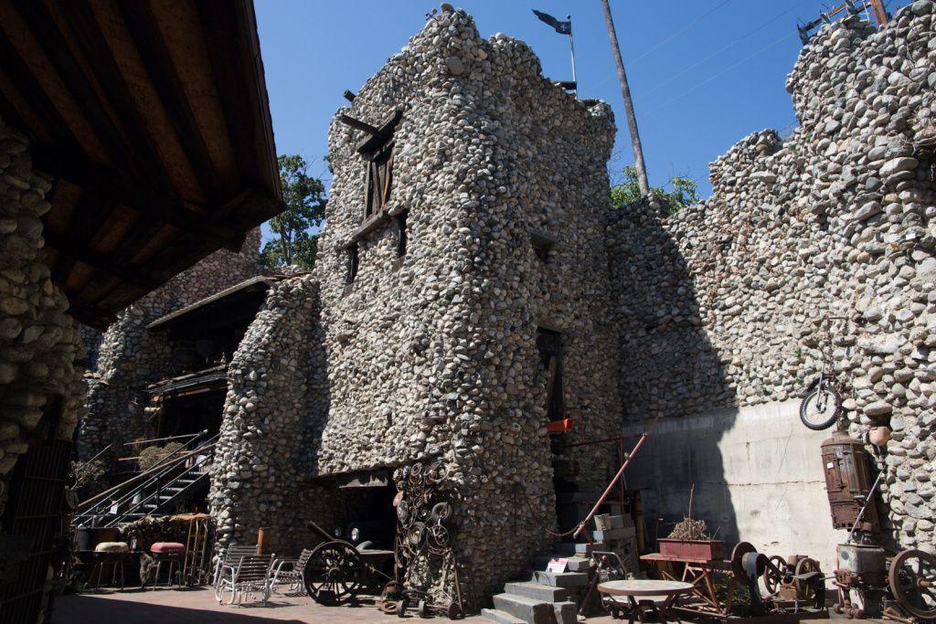 Rubel's castle in Glendora