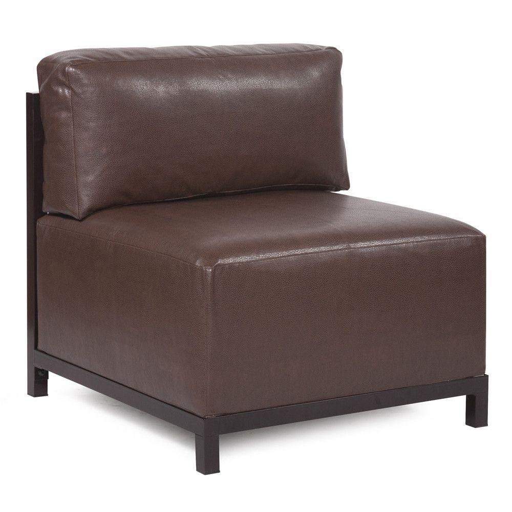 Avanti Pecan Axis Chair - Mahogany Frame