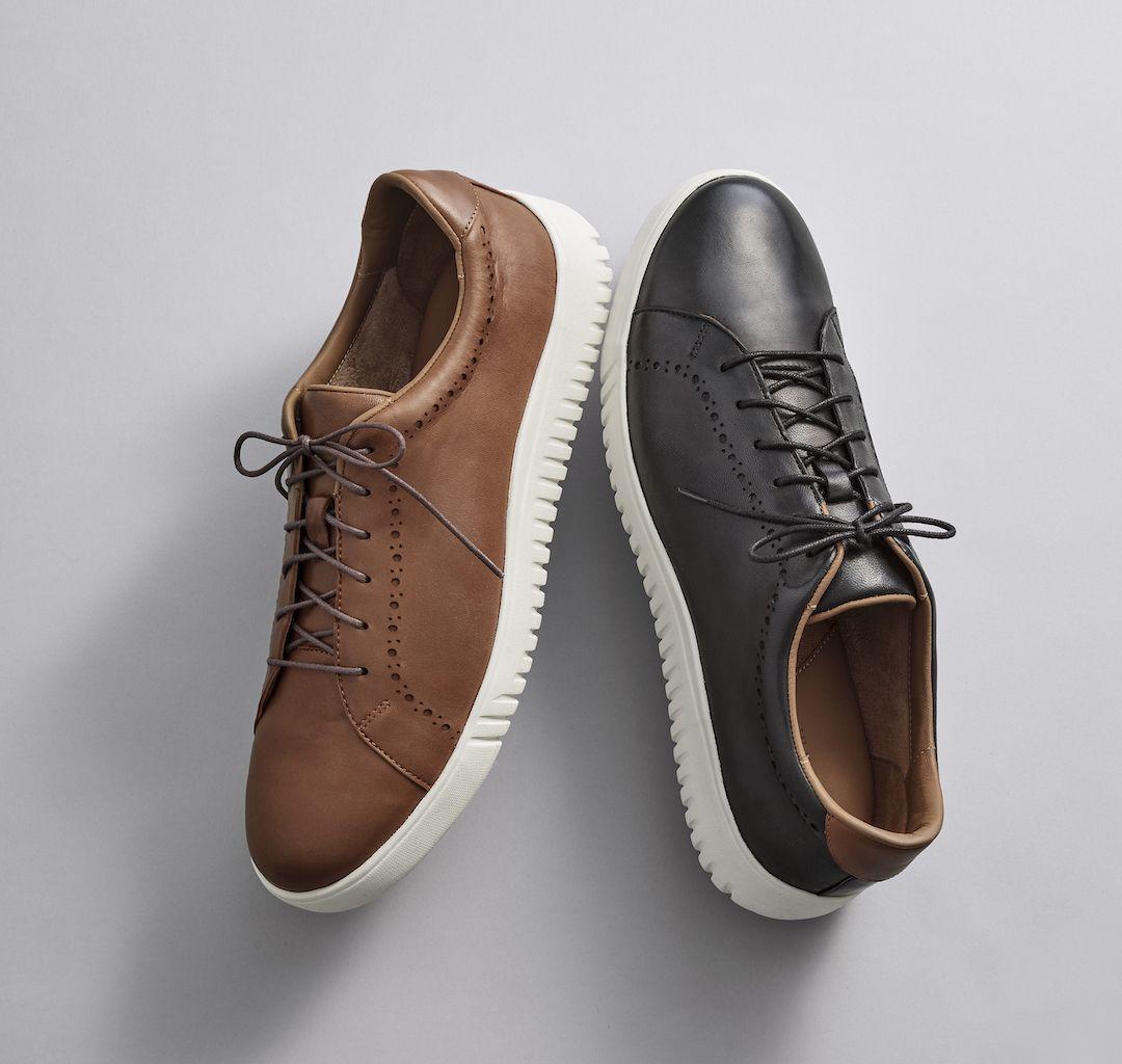 Mcfarland Lace To Toe Dress Shoes Men Soft Gloves Mens Fashion Inspiration