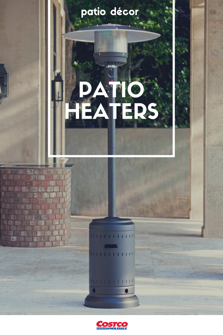 Find Patio Heaters On Costco.com