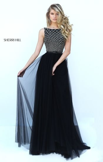 Sherri Hill 50265 the perfect outfit Pinterest Vestiditos