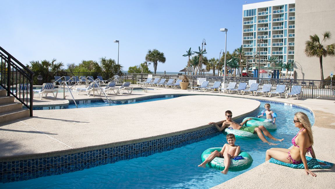 Myrtle Beach Hotels With Lazy River