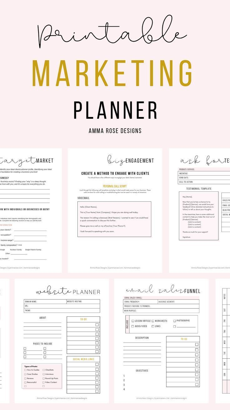 36 Best digital marketing template for May 2020