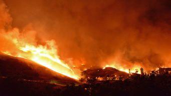 Map 2016 California Wildfires California Wildfires California Wildland Fire