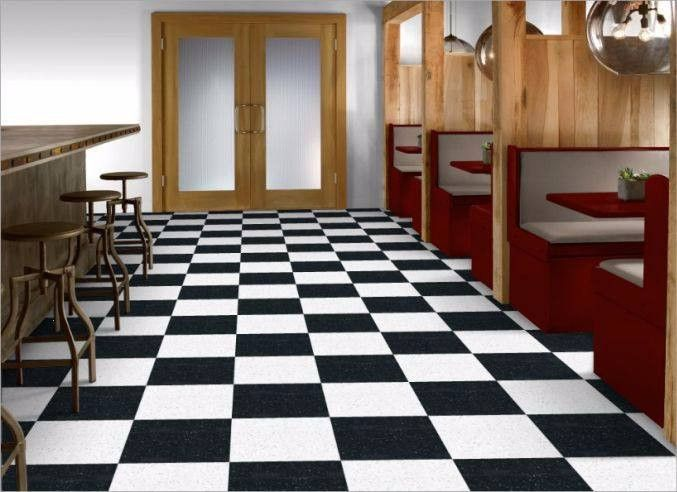 Armstrong 51910 Classic Black Is A Vct Tile In Standard Excelon Imperial Texture Collection Size 12 X 12 X 1 Vct Tile Floor Tile Design Armstrong Flooring