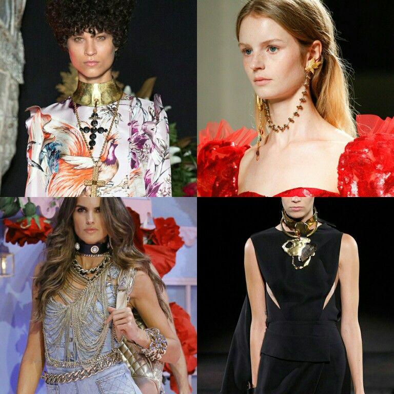 Fashion Jewelry & Fine Jewelry Trends 2017-2018 | Trends ...