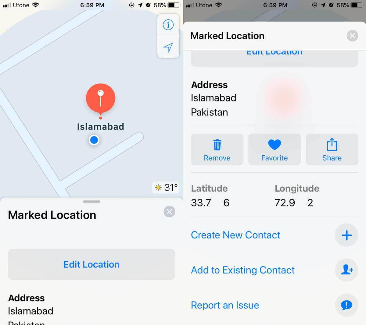 How To Open An Apple Maps Location In Google Maps Apple