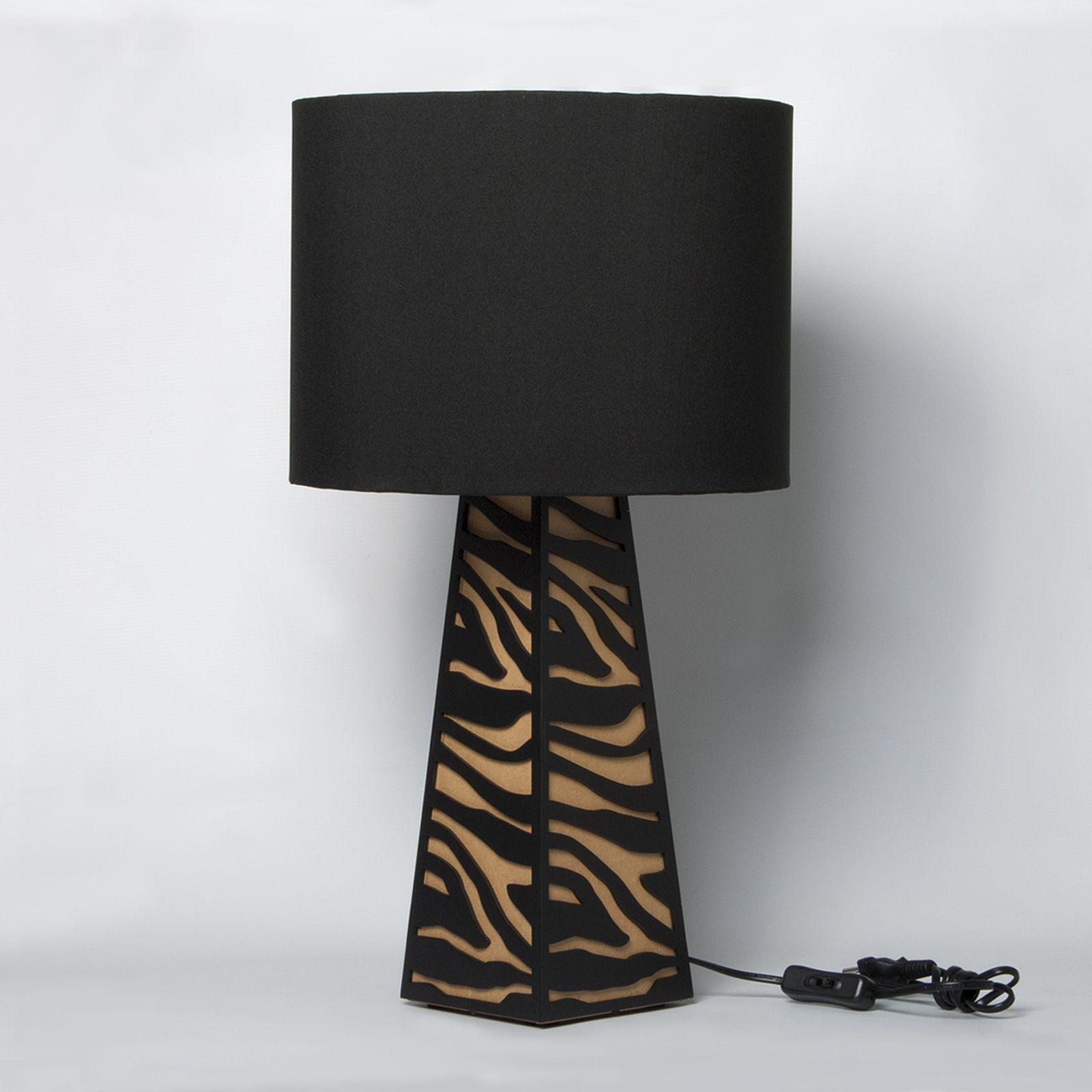 Abajur siara preto carambola lighting table lamp plywood abajur siara preto carambola lighting table lamp plywood luminarias urban geotapseo Image collections