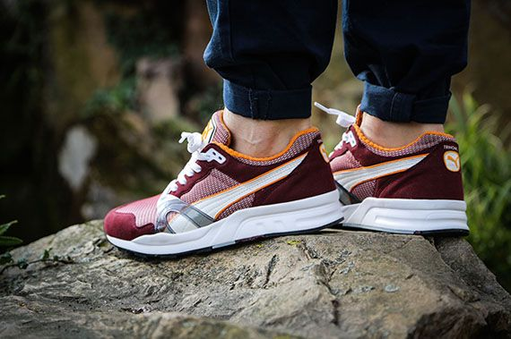 puma trinomic xt1 plus orange