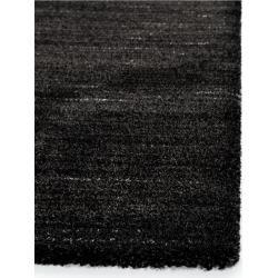 Photo of benuta Essentials Kurzflor Teppich Nuuk Anthrazit 240×340 cm – Moderner Teppich für Wohnzimmerbenuta