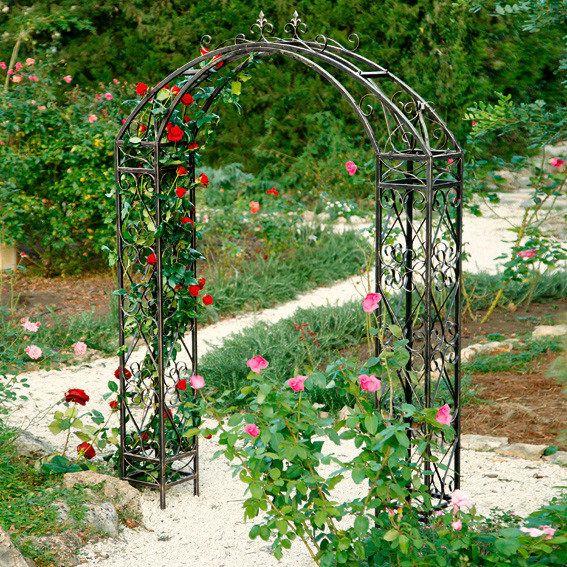 Rosenbogen Windsor Garden Von Gartner Potschke Rosenbogen Garten Gartenspaliere