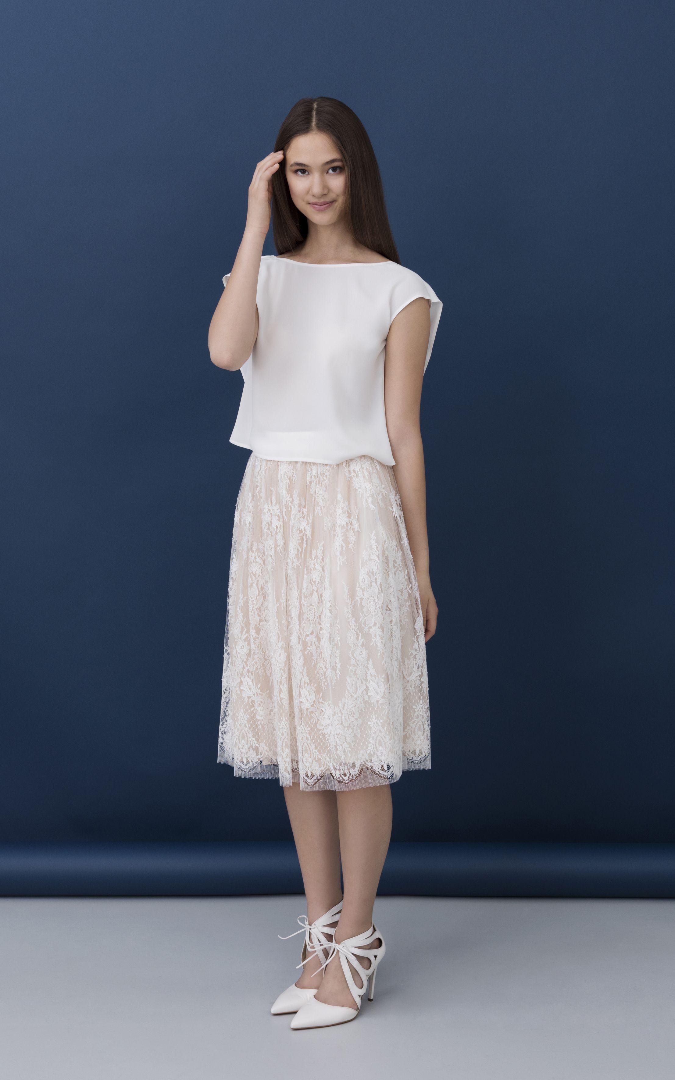 kisui Berlin Collection Bridal Style: Skirt lina & Top lya ...