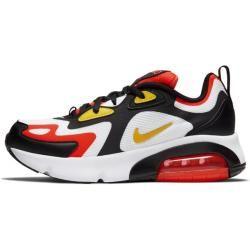 Nike Air Max 200 Schuh für ältere Kinder Schwarz Nike in