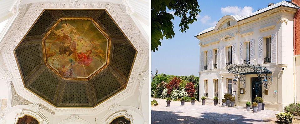Pavillon Henri IV **** VeryChic - Ventes privées d'hôtels extraordinaires