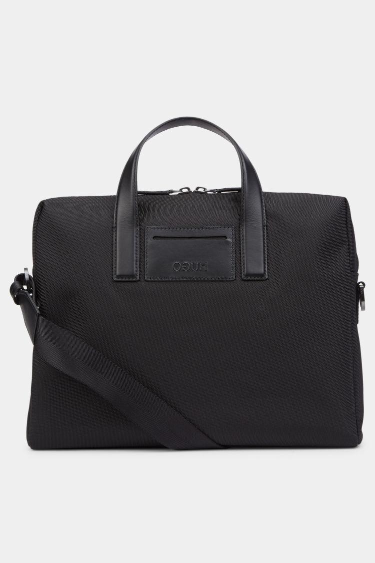 1c7619ce1d6a Hugo Boss Global Black Document Bag | BEAUTIFUL HANDBAGS | Bags ...