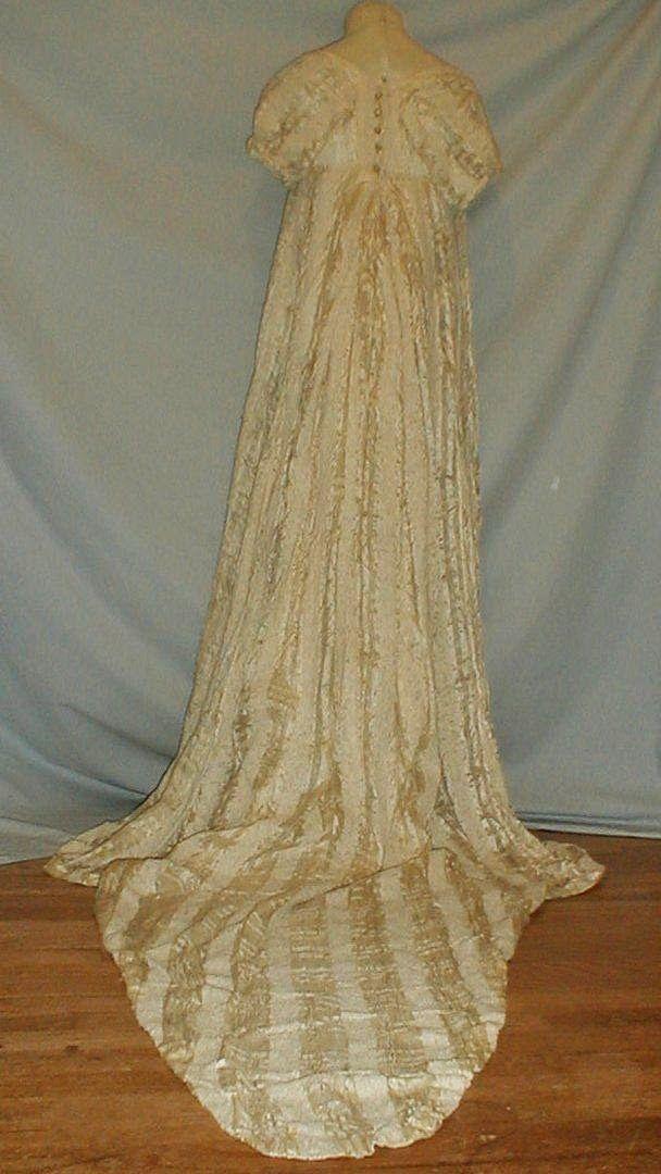 All The Pretty Dresses: 1800s