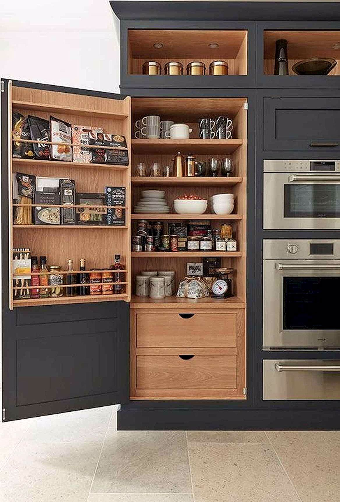 9 Lovely DIY Projects Furniture Kitchen Storage Design Ideas diy ...