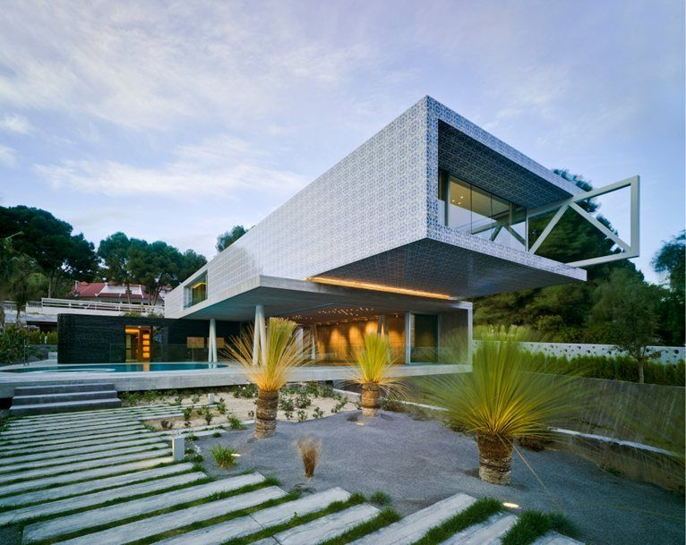Casa 4 en 1 guadalupe 2012 archicool architect house for Casa home goods