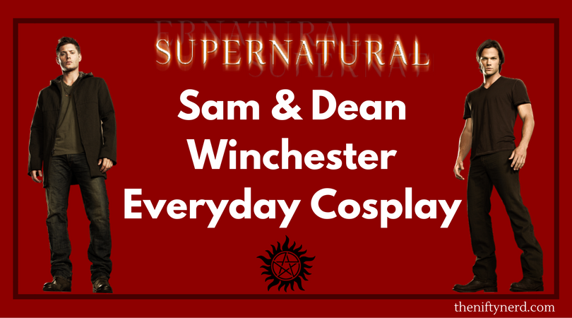 Time For Some Closet Cosplay. Raid Your Wardrobe And Put Together These Sam  U0026 Dean