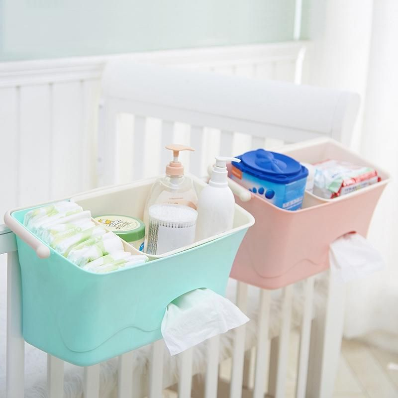 Cot Hanging Storage Box Baby Diaper Organizer Ib0017 I Want It Now Diaper Organization Baby Bed Kids Interior Room