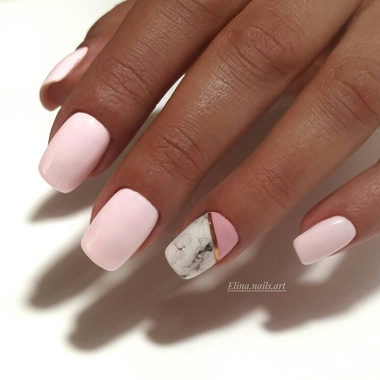 #nails #pinknails In 2019