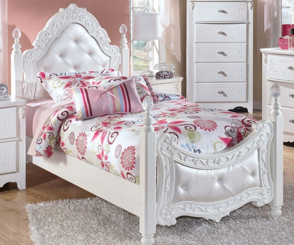 Neues Design Mädchen Twin Bett Frame | KinderzimmerDeko | Pinterest ...