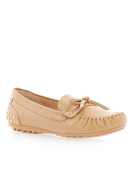 Studded Moccasins Want in every color