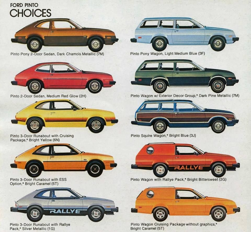 """Ford Pinto Sedans And Ford: Pin By Christopher Crain On """"When America Needs A Better"""
