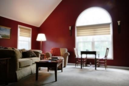 maroon paint for bedroom | paint colors to sell your home | bed 3