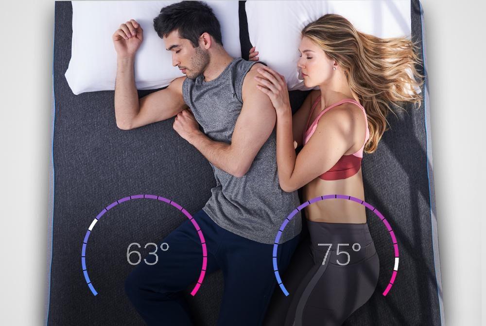 Buy The Pod Eight Sleep Smart Bed Pod Bed Track Sleep