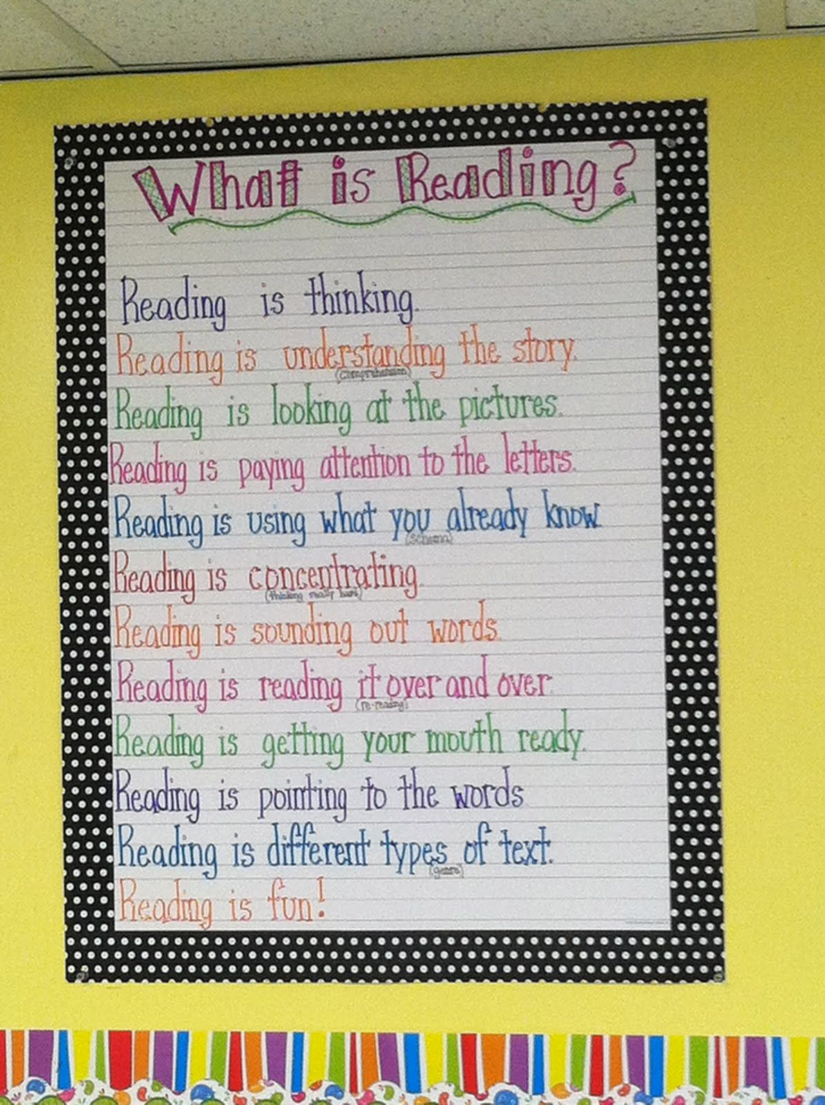 Great Anchor Chart to Keep up all year!