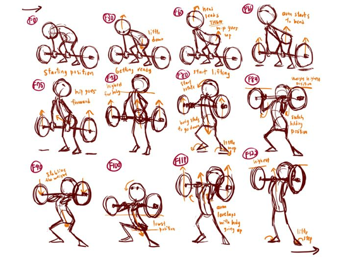 animation weight - Google Search