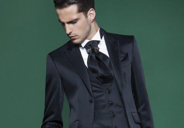 Un abito da sera da uomo