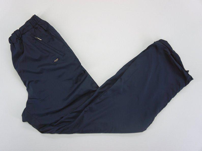 Adidas Pants Size L W24 34xL32 80s Adidas Windbreaker Pants