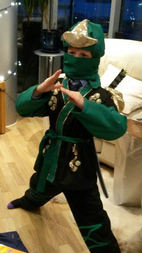 ninjago green ninja costume kost me pinterest kost m. Black Bedroom Furniture Sets. Home Design Ideas