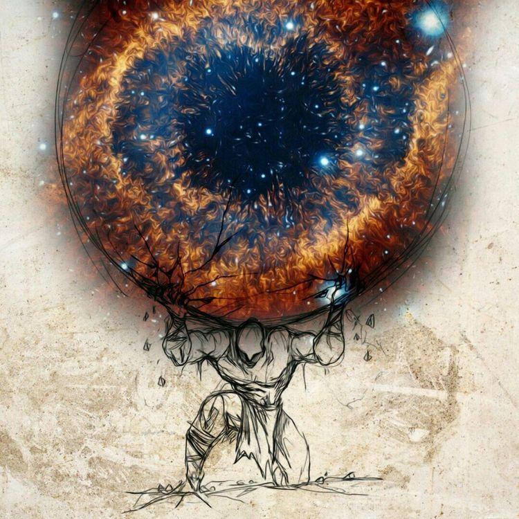 atlas mythology graphics eyeem � art body ink mytho�