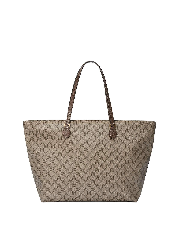d17130a31097 Gucci Ophidia Medium Soft GG Supreme Canvas Tote Bag in 2019 | Megan ...
