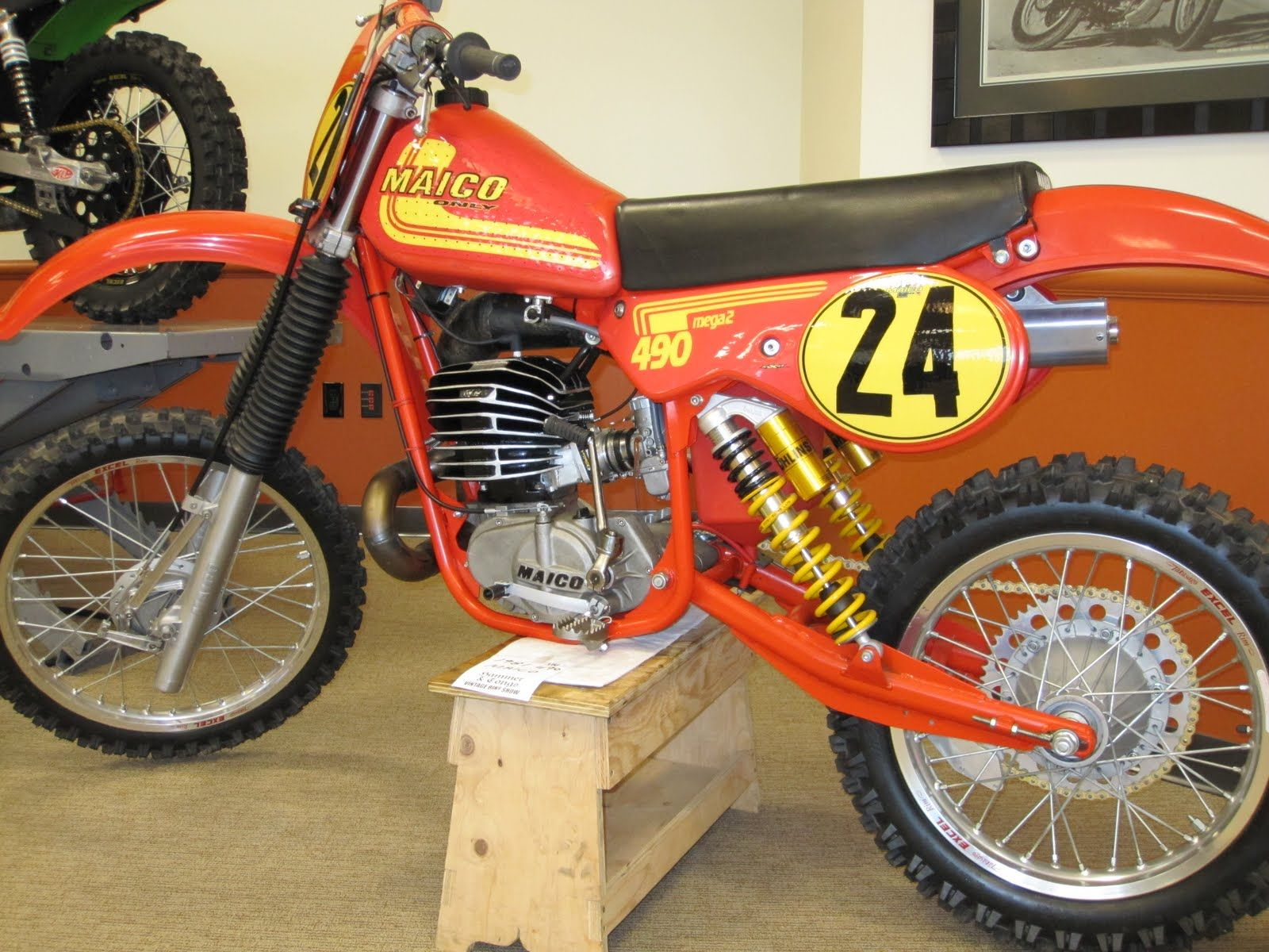 1981 Maico 490  The best of its era  | Favourite Motorbikes