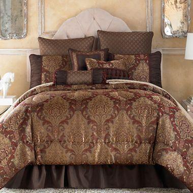 Chris Madden® Kingston 7-pc. Comforter Set & Accessories ...