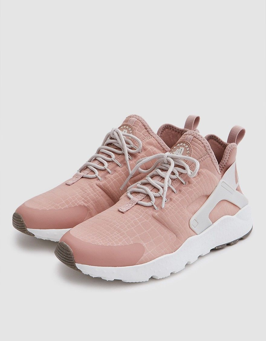3a1b112a95f4 Nike   Air Huarache Run Ultra in Particle Pink Light Bone